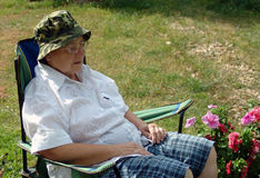 бабушка 02 Стоковые Фотографии RF