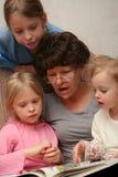 бабушка Стоковые Фото