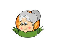 Бабушка Стоковая Фотография RF