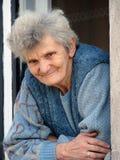 бабушка Стоковая Фотография