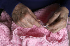 бабушка s Стоковые Фотографии RF