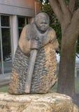 ` Бабушки ` Colleen Madamombe, парком Hall, Frisco, Техасом Стоковые Фото