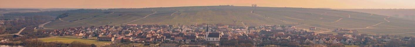Бавария в весьма стиле панорамы стоковые фото