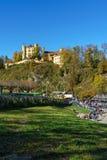Бавария, Германия - 15-ое октября 2017: Замок Hohenschwangau, chil Стоковые Фотографии RF