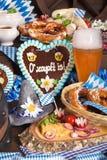 Бавария и Oktoberfest Стоковое Изображение