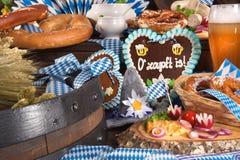 Бавария и Oktoberfest Стоковые Фотографии RF