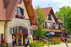 Баварская гостиница Стоковые Изображения RF