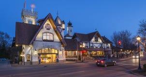 Баварская гостиница (Frankenmuth Мичиган) Стоковое фото RF