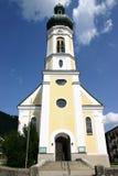 баварская церковь Стоковое Фото