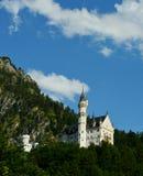 Баварские замоки стоковая фотография