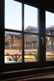 Баварские кабины Стоковые Фото