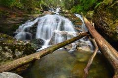 Баварский водопад Стоковые Фото