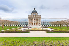 Баварское здание ведомства канцлера положения, Мюнхен стоковая фотография