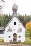 Баварское малое Chapelle Стоковое Изображение