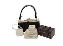 багаж личный Стоковое Изображение RF