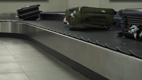 Багаж на следе