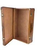 багаж старый Стоковые Фотографии RF