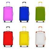 Багаж для перемещения Стоковая Фотография RF