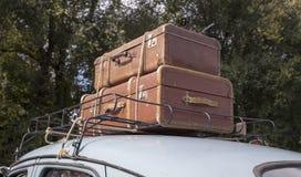 багаж Стоковые Фотографии RF