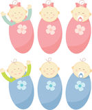багги младенца Стоковое Изображение