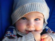 багги ребёнка заволакивает солнце illusytration стоковая фотография rf