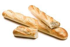 багеты французские стоковые фотографии rf