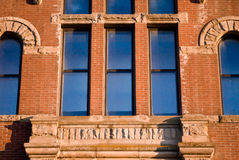 базарная площадь Огайо springfield Стоковое Изображение