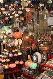 Базар Стамбула, индюка Стоковые Фото