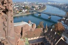 Базель, Швейцария стоковое фото