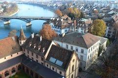Базель, Швейцария стоковая фотография