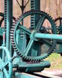 Базель - Cogwheel/шлюз - Zahnrad/Schleuse Стоковые Фотографии RF