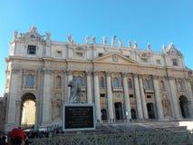 Базилика Рима стоковые изображения