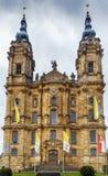 Базилика 14 святых хелперов, Германия Стоковое фото RF