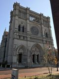 Базилика собора предположения в Covington Кентукки Стоковые Фотографии RF
