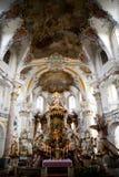 Базилика 14 святейших хелперов Стоковые Изображения RF