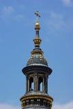 базилика budapest детализирует башню stephen святой Стоковые Фотографии RF
