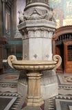 Базилика Fourviere внутрь, Лион Стоковые Фотографии RF