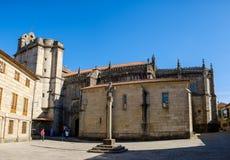 Базилика Santa Maria Maior стоковые изображения