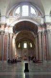 Базилика St Mary ангелов и мученики в Рим стоковые фото