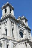 Базилика St Mary в Миннеаполисе, Минесоте Стоковое Фото