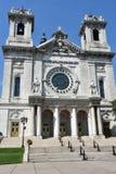 Базилика St Mary в Миннеаполисе, Минесоте Стоковые Изображения RF