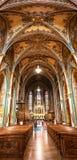 Базилика St Peter и St Paul, Праги Стоковая Фотография