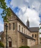 Базилика St Suitbertus, Дюссельдорф, Германия Стоковое Изображение