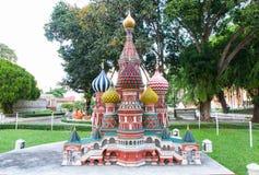 Базилик миниый Сиам St. Стоковое Изображение