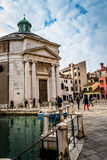 Базилика, Венеция, Италия Стоковые Изображения RF