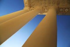 Базилика Вильнюса Стоковое фото RF