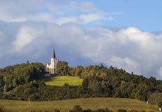 Базилика посещения девой марии, Словакии Стоковые Изображения