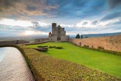Базилика Сан Francesco Стоковые Изображения