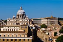 Базилика Сан Pietro Стоковое Изображение