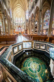Базилика собора St Mary предположения стоковая фотография